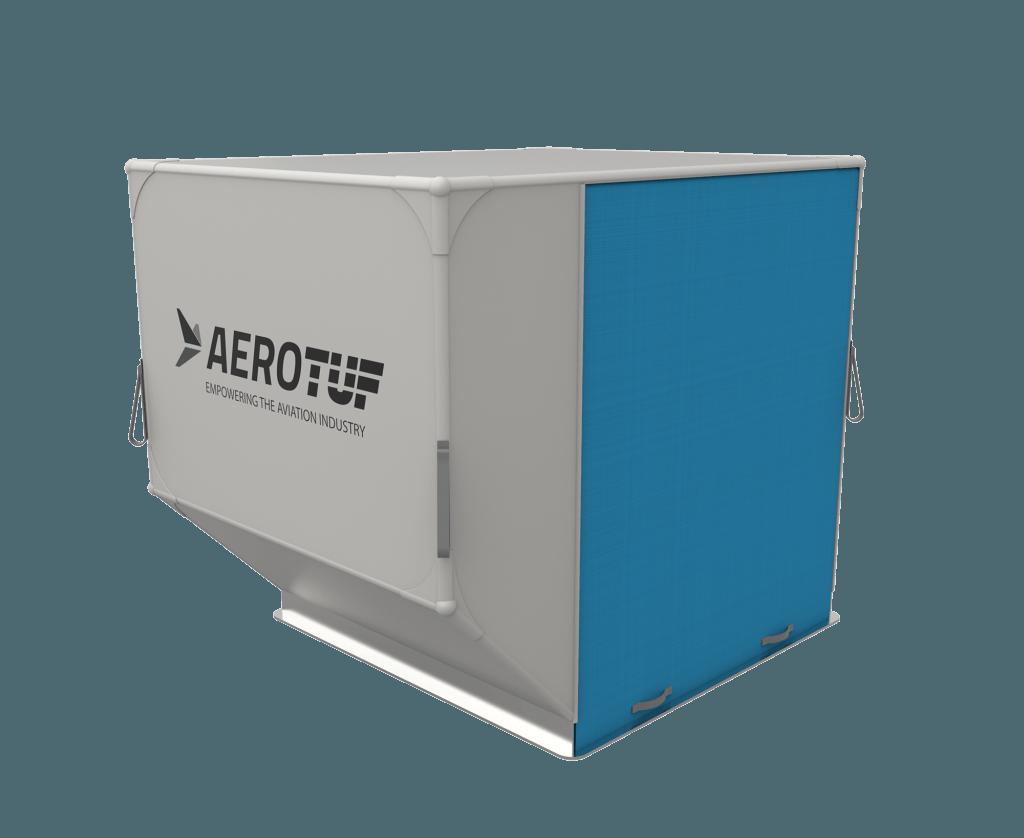 The aerotuf AEROTHERM container