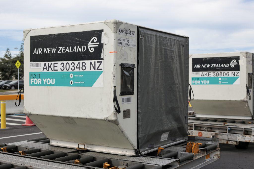AEROTUF container for perishables