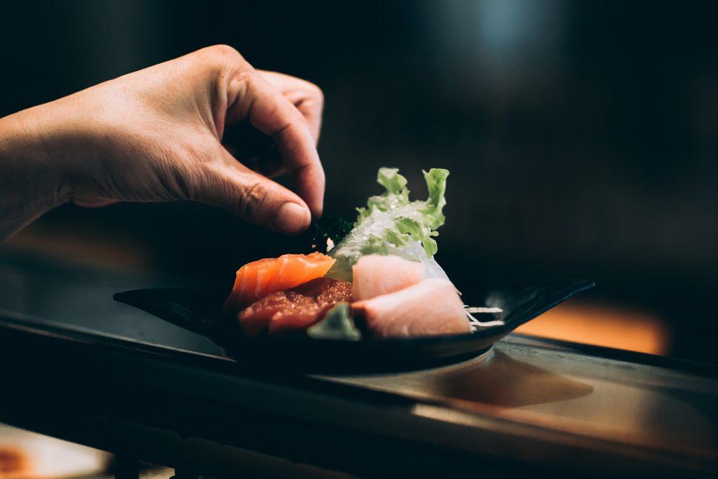 transporting perishables example raw fish